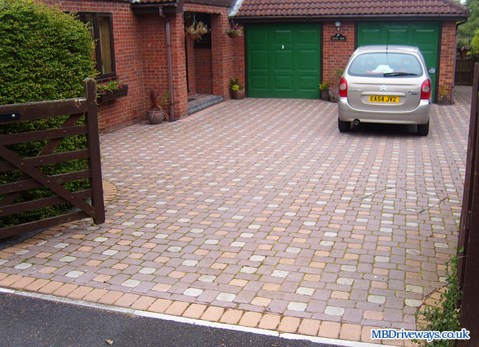 Block Paving Driveways And Patio Pictures Photo 23