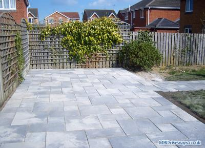 Paving in Gateshead
