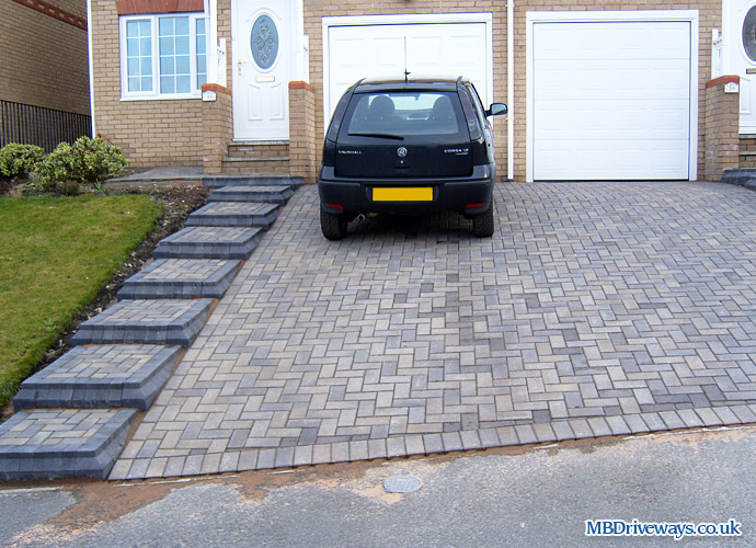 Block paving driveways and patio pictures photo 38 driveway steps step thomas armstrong stone rectangles rectangle blocks solutioingenieria Image collections