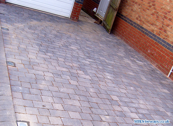 driveway, lighting, slate, thomas armstrong, college set, permeable, lighting, lights, recessed, drive over, edging