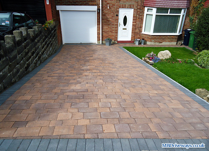 Block Paving Driveways And Patio Pictures Photo 8