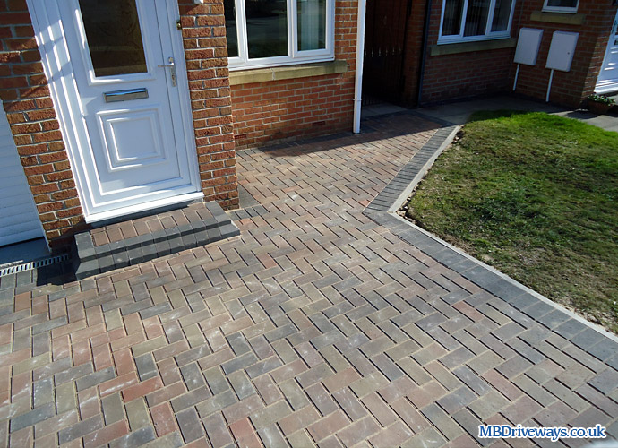 Block Paving Driveways And Patio Pictures Photo 85
